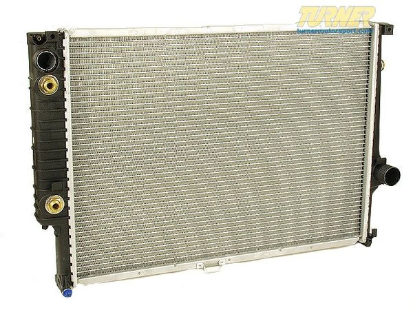 T#18836 - 17111723467 - Radiator With Transmission O 17111723467 - RADIATOR WITH TRANSMISSION O 17111723467Hella Part Number - 376713071 Radiator Fits BMWs: 92-90 BMW 735I; 92-90 735ILThis part has been superseded to 17111468080 - Hella -
