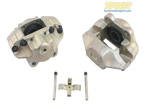 T#19906 - 34211150275 - Genuine BMW Caliper Without Brake Pads 34211150275 - CALIPER WITH OUT BRAKE PADS 34211150275  Manufactured by FTE NewThis item fits the following BMWs:BMW 3 Series - 3.0/Bavaria BMW 5 Series - 528i, 530i--. - Genuine BMW -