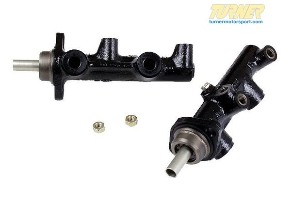 T#19743 - 34311156273 - Brake Master Cylinder 34311156273 - BRAKE MASTER CYLINDER 34311156273  Manufactured by FTEThis item fits the following BMWs:BMW 3 Series - 318i--. - FTE -
