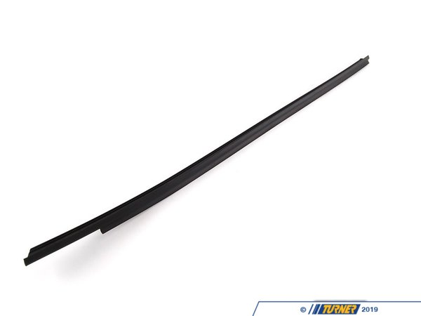 T#21048 - 51211953023 - Genuine BMW Door Weather Strip Inner Left Schwarz - 51211953023 - E30 - Genuine BMW -
