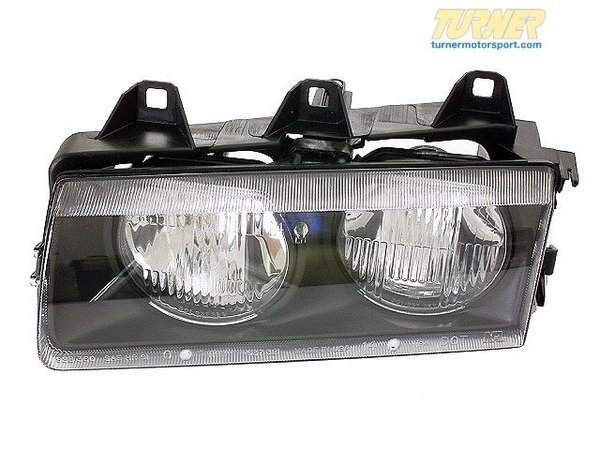 T#20189 - 63121387861 - Headlight Left 63121387861 - HEADLIGHT LEFT 63121387861  Manufactured by TYC - TYC -