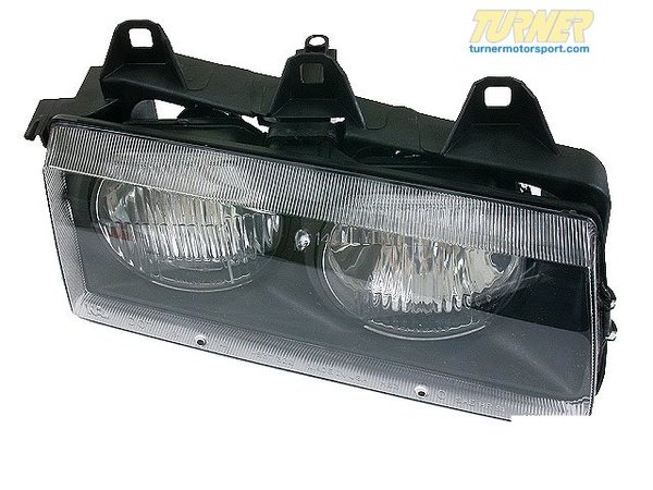T#20186 - 63121387862 - Headlight Right 63121387862 - HEADLIGHT RIGHT 63121387862  Manufactured by TYC - TYC -