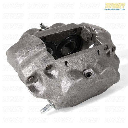T#5694 - 34111101843R - Brake Caliper - Rebuilt - Front Left - 2002 - Our rebuilt calipers start off with an original BMW caliper that is fully disassembled thoroughly inspected and carefully processed. All threads are chased, all groves are meticulously cleaned and checked. Pistons are replaced if any dents or scratches are found. All rubber components and hardware are replaced with new OE quality parts. The units are then air pressure tested and submitted to a thorough final inspection.This caliper fits the following BMWs:1972-1976  2002 BMW 2002Includes $65 core charge to be refunded on return of your rebuildable core. - Centric - BMW