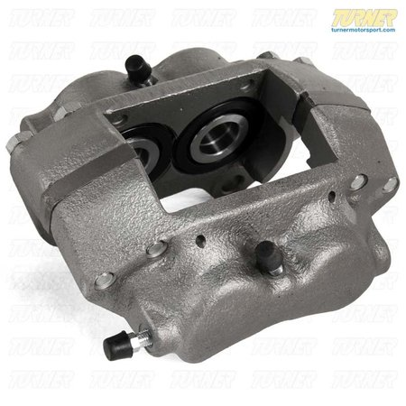 T#5701 - 34111119022R - Brake Caliper - Rebuilt - Front Right - E12 528i, 530i 77-81 - E24 633csi 635csi 79-82 - Our rebuilt calipers start off with an original BMW caliper that is fully disassembled thoroughly inspected and carefully processed.  All threads are chased, all groves are meticulously cleaned and checked.  Pistons are replaced if any dents or scratches are found.  All rubber components and hardware are replaced with new OE quality parts.   The units are then air pressure tested and submitted to a thorough final inspection.  This item fits the following BMWs:1977-1981  E12 BMW 528i 530i1979-1989  E24 BMW 633csi 635csiIncludes $40.00 core charge to be refunded on return of your rebuildable core. - NuGeon -