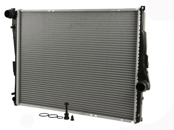 Genuine BMW E46 325ci 06 (M56 Engine) OE BMW Radiator 17117548432