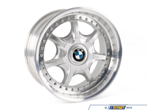 T#23109 - 36111093535 - Genuine BMW Two-piece Light Alloy Rim - 36111093535 - Genuine BMW -