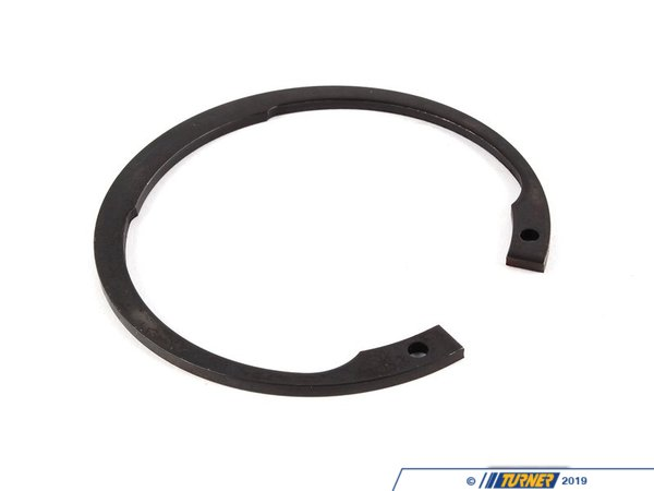 T#5044 - 33411138648 - Wheel Bearing Locking Clirclip - E30 E36 E46 E9X and more - Genuine BMW - BMW