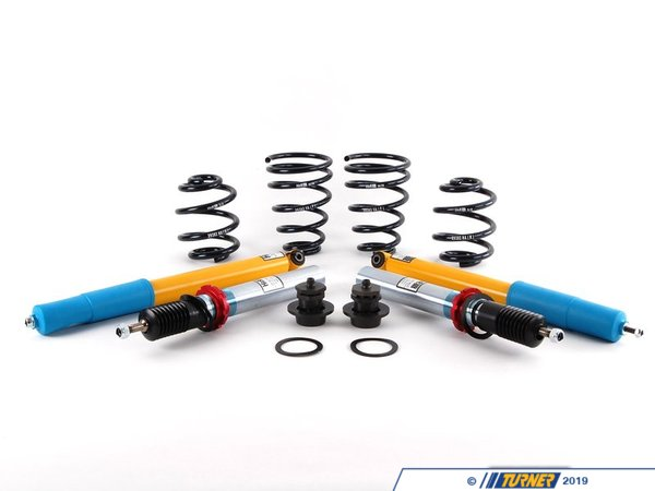 T#3626 - 29382-1 - E46 325Xi/330Xi H&R Coil Over Suspension - H&R - BMW