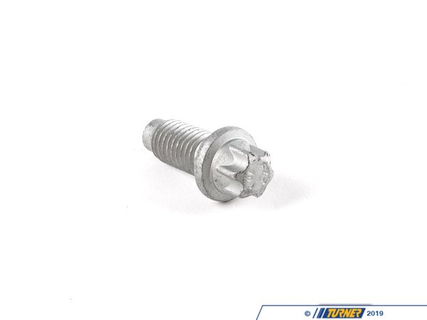 Genuine BMW Genuine BMW Driveshaft Torx Screw With Ribs 26117571956 26117571956