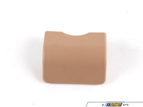 T#10355 - 52207009907 - Genuine BMW Cover Isofix Hellbeige - 52207009907 - E46 - Genuine BMW -