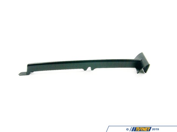 T#77357 - 51118192877 - Genuine BMW Grid Left Schwarz Matt - 51118192877 - E46 - Genuine BMW -