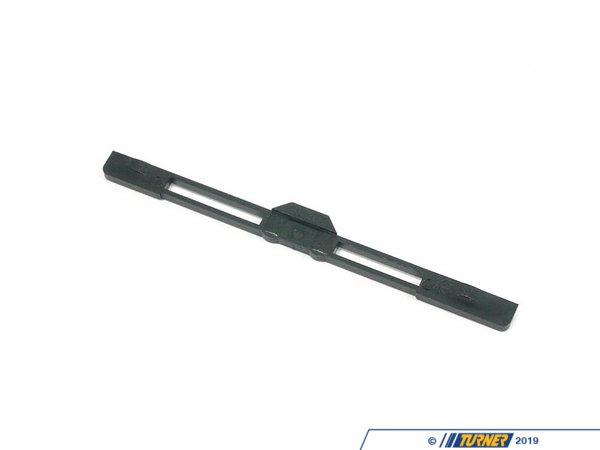 T#10398 - 54138246025 - Sunroof Shade Slider - Right - E46 - This is the Genuine BMW Sliding Roof / Folding Top Sliding Piece for sunroof headliner / shade on the right (passenger side) on E46 coupe sedan and wagons.   Sold individually.  2 required per car.  This item fits the following BMWs:1999-2005  E46 BMW 323i 323ci 325i 325ci 325xi 328i 328ci 330i 330ci 330xi M3 - Genuine BMW - BMW