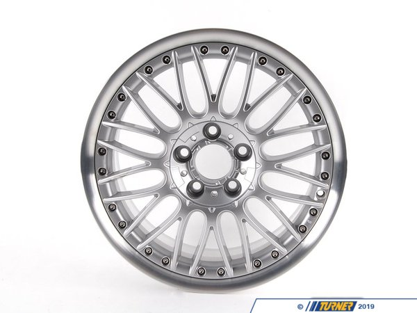 "T#387778 - 36116757370-71KT - E65 20"" BMW Style 101 M Cross Spoke 20x9.0/10.0 Staggered Wheel Set - Genuine BMW - BMW"