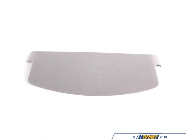 T#106367 - 51448202872 - Genuine BMW Covering Headlining Rear Hellgrau - 51448202872 - E46 - Genuine BMW -