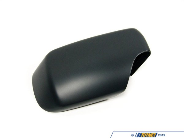 T#9075 - 51168238376 - Genuine BMW Mirror Cover Cap - Right - E46 Sedan, E39 5 series - This is the primed right (passenger's side) plastic mirror cover housing for E46 3 series and E39 5 series.  The cap covers the back side of the mirror assembly and requires painting to match the car.This item fits the following BMWs:1999-2005  E46 BMW 323i 325i 325xi 328i 330i 330xi1998-2003  E39 BMW 525i 528i 530i 540i  - Genuine BMW - BMW