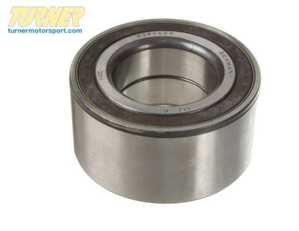 T#60594 - 33416775842 - OEM FAG BMW Angular Contact Ball Bearing -- E88 E82 E9X  - When wheel bearing begin to fail you normally will here a squeaking or grinding noise or sometimes feel a slight amount of vibration in the steering wheel. Be sure to replace these asap to prevent possible damage to the hub or steering issues.OEM Schaeffler (INA, LuK, & FAG) is an engineering company that focuses on high-performance, precision manufacturing. With their individual brands INA, Luk, and FAG providing exceptionally high quality parts directly to BMW, as well as countless other automotive companies, their history of reliability and variety of offered parts makes Schaeffler a go-to replacement parts provider for all of us here at Turner Motorsport.As a leading source of high performance BMW parts and accessories since 1993, we at Turner Motorsport are honored to be the go-to supplier for tens of thousands of enthusiasts the world over. With over two decades of parts, service, and racing experience under our belt, we provide only quality performance and replacement parts. All of our performance parts are those we would (and do!) install and run on our own cars, as well as replacement parts that are Genuine BMW or from OEM manufacturers. We only offer parts we know you can trust to perform! - FAG - BMW