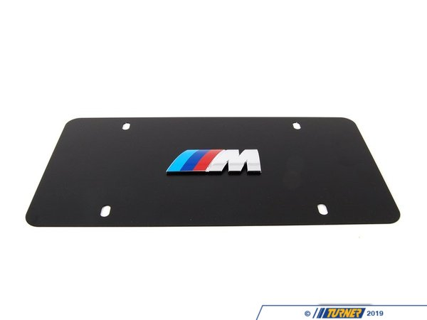 T#6336 - 82121470397 - Genuine BMW Accessories Plate 82121470397 - Genuine BMW -