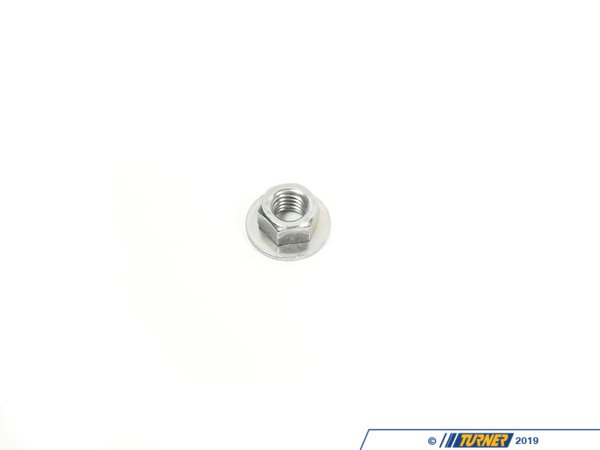 T#10999 - 63259128043 - Genuine BMW Lighting Hex Nut 63259128043 - Genuine BMW -