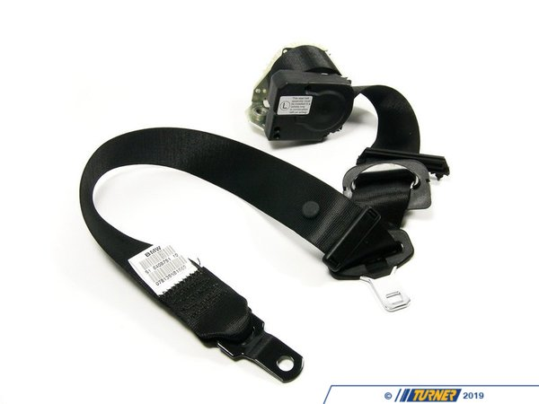 T#158364 - 72118408751 - Genuine BMW Lft Frnt Upper Belt With For - 72118408751 - Genuine BMW -