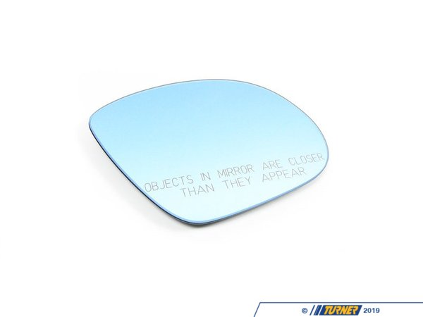 Genuine BMW Heater Mirror Glass - Right - E36 M3, E34 M5 51162257556