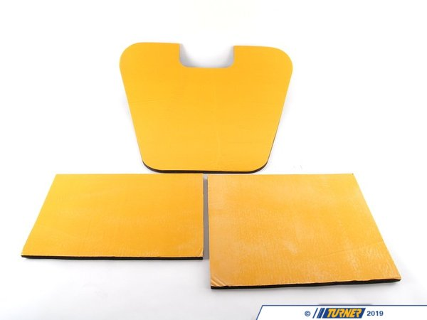 T#9975 - 51481805775 - Genuine BMW Sound Absorber Set - 51481805775 - Genuine BMW -