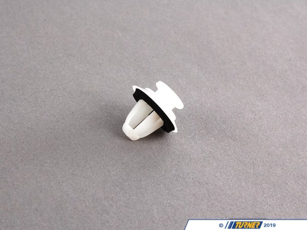 T#79877 - 51137065607 - Genuine BMW Clip With Seal Ring - 51137065607 - E83,E89,F31 - Genuine BMW -