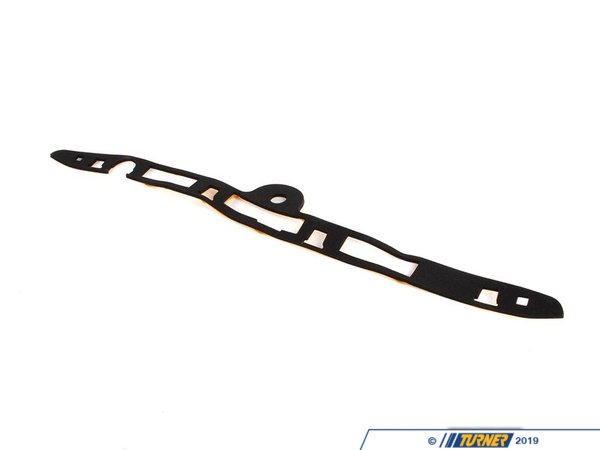T#80436 - 51138244337 - Genuine BMW Gasket, Trunk Lid Grip - 51138244337 - E46,E46 M3 - Genuine BMW -