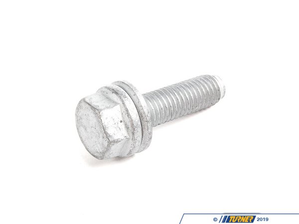 T#60335 - 33326768354 - Genuine BMW Hex Screw With Collar - 33326768354 - Genuine BMW -