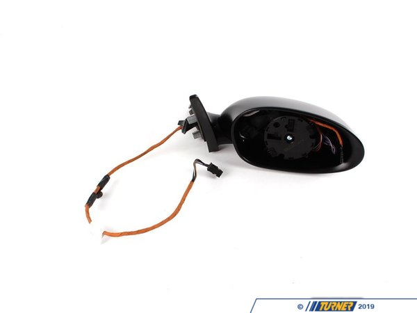 T#84038 - 51167189730 - Genuine BMW Outside Mirror W/out Glass H - 51167189730 - Genuine BMW -