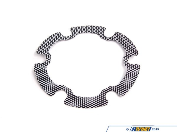 T#15304 - 26111229078 - Genuine BMW Driveshaft Flat Gasket, Metal 26111229078 - Genuine BMW -