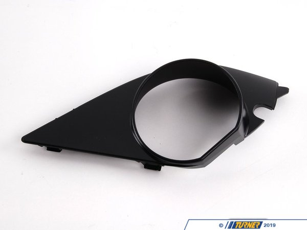 T#76925 - 51117896604 - Genuine BMW Cover, Fog Lamp, Right M - 51117896604 - Genuine BMW -