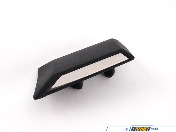T#23596 - 51138125353 - Genuine BMW Moulding Fender Rear Left Chrom - 51138125353 - E38 - Genuine BMW -