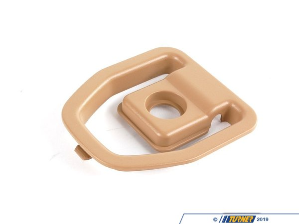 T#110813 - 51476949856 - Genuine BMW Cover Fastening Loop Beige - 51476949856 - E90,E92 - Genuine BMW -