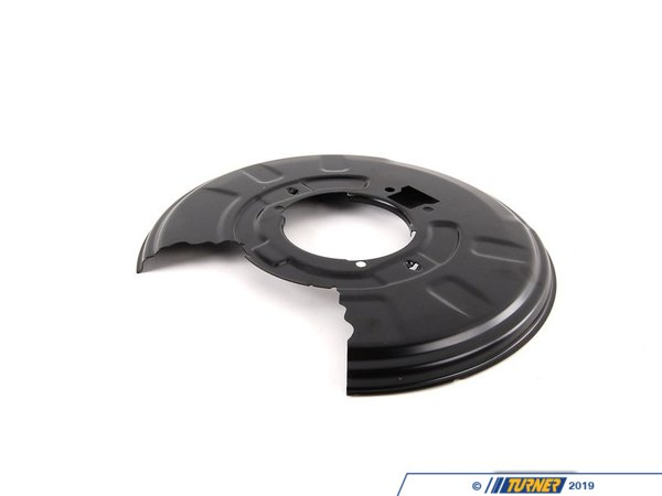 T#19712 - 34211166107 - Genuine BMW Protection Plate Left - 34211166107 - E46,E83 - Genuine BMW -