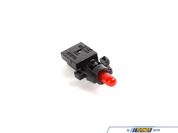 T#140857 - 61138366595 - Genuine BMW Straight Bulb Socket With Bu - 61138366595 - Genuine BMW -