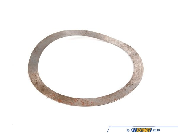 T#50396 - 23221224376 - Genuine BMW Shim 80X66X0,3 - 23221224376 - E30,E34,E34 M5 - Genuine BMW -