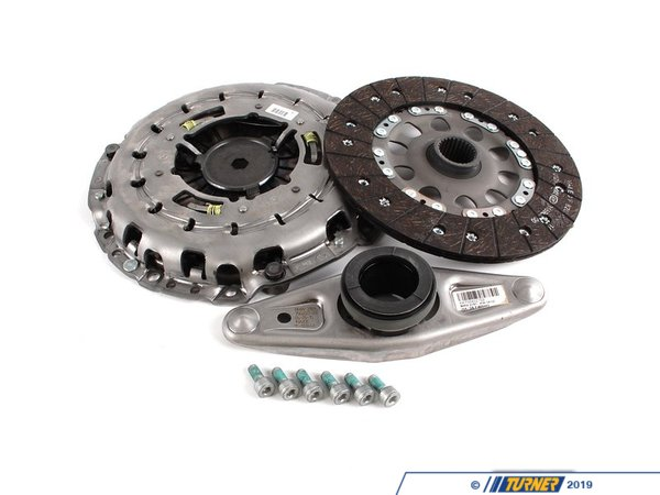 T#215892 - 21208631999 - Genuine BMW Clutch Kit - F30 335i, 335xi, E84 X1 28ix, F10 535i/xi - Genuine BMW - BMW