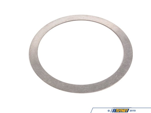 T#50398 - 23221224378 - Genuine BMW Shim 80X66X0,5 - 23221224378 - E30,E34,E34 M5 - Genuine BMW -