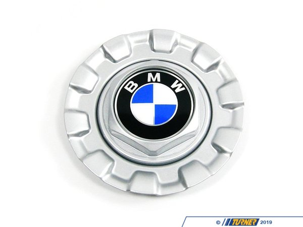 Genuine BMW Genuine BMW Hub Cap - E39 with Cross Spoke 29 style wheels 36131093908