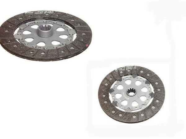 Sachs Sachs Clutch Disk F.TWIN MASS 21211223678 21211223678