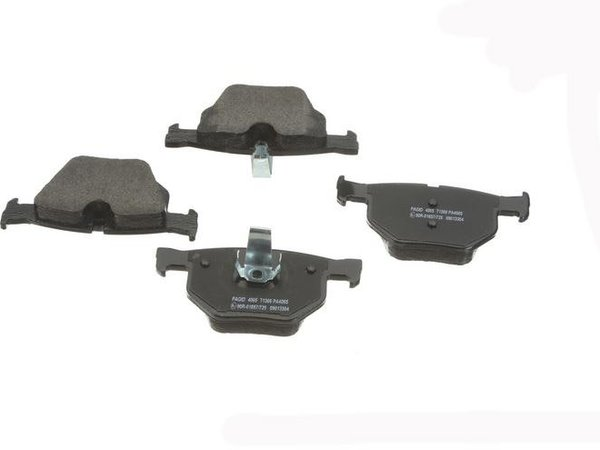 Textar BRAKES Repair Kit, Brake Pads 34216763043 34216763043
