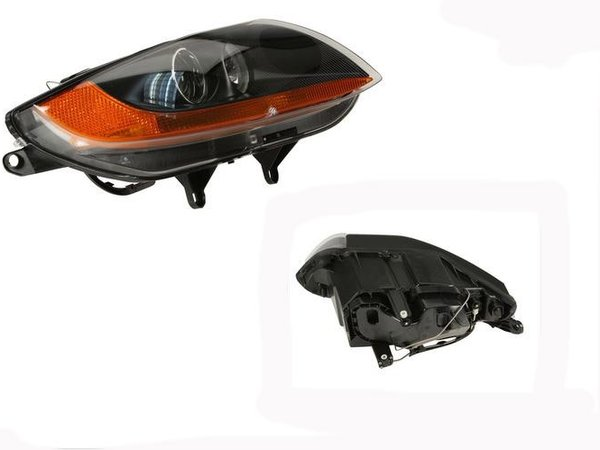 Hella HAlogen headlight - right - Hella  63127165654