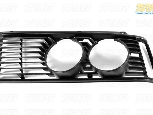T#23453 - 51131834989 - Genuine BMW Grille Left - 51131834989 - Genuine BMW GRILLE LEFT.--This item fits the following BMWs:BMW 3 Series - 320/6, 320i, 323i--. - Genuine BMW -