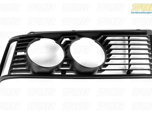 T#23454 - 51131834990 - Genuine BMW Grille Right - 51131834990 - Genuine BMW GRILLE RIGHT.--This item fits the following BMWs:BMW 3 Series - 320/6, 320i, 323i--. - Genuine BMW -