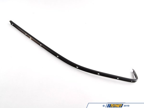 T#93873 - 51348174476 - Genuine BMW Covering Right Schwarz - 51348174476 - E38 - Genuine BMW -