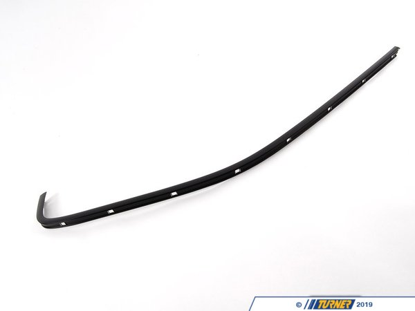 T#93872 - 51348174475 - Genuine BMW Covering Left Schwarz - 51348174475 - E38 - Genuine BMW -