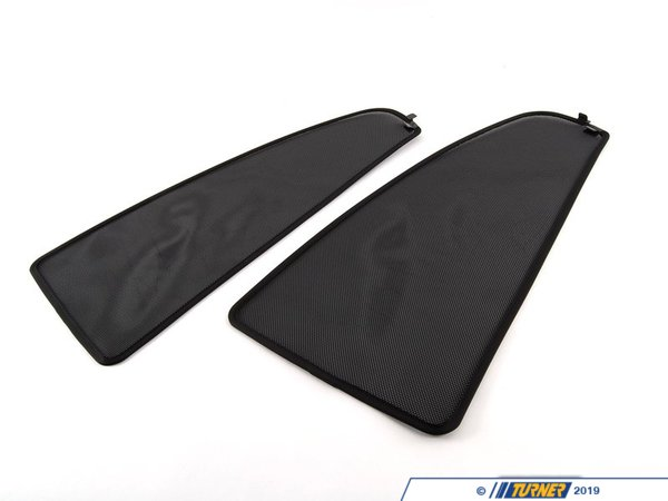 T#16137 - 51460397334 - Genuine BMW Sun Blind, Side Windows E90 Faltbar - 51460397334 - E90 - Genuine BMW -