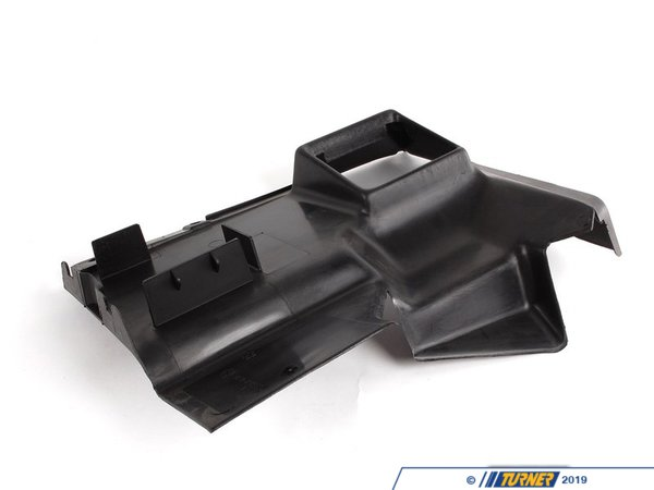 T#25653 - 51718108304 - Genuine BMW Air Duct, Right - 51718108304 - Genuine BMW -