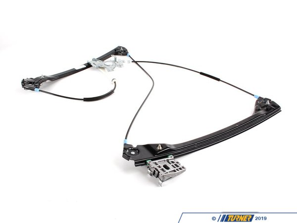 T#3227 - 51338229106 - Window Regulator - Front Right - E46 323ci 325ci 328ci 330ci M3 - Genuine BMW - BMW