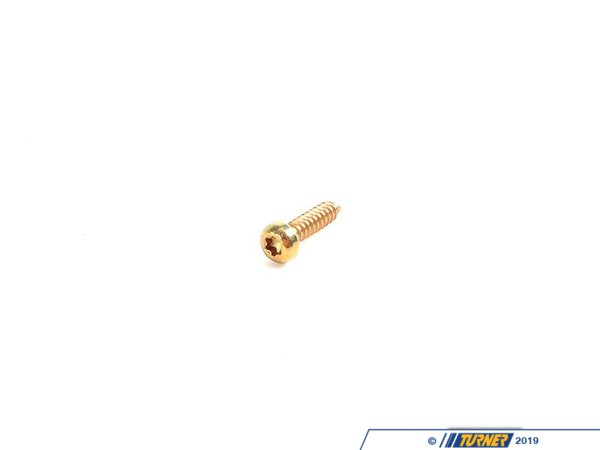T#21034 - 51168215465 - Genuine BMW Fillister Head Screw 51168215465 - Genuine BMW -
